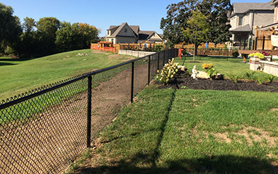 Commercial Fencing, Metal, Wood or ornamental fencing