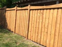 Residential Fencing Installation in Ajax, Oshawa, Pickering, Whitby, Toronto, GTA