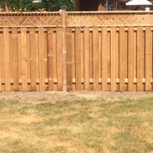 Residential Fencing Installation in Ajax, Oshawa, Pickering, Whitby, Toronto, GTA