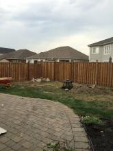 Commercial Wooden Fencing Installation in Ajax, Oshawa, Pickering, Whitby, Toronto, GTA